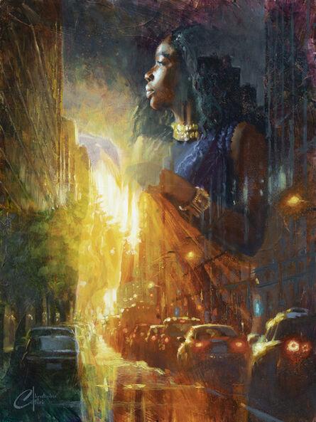 Christopher Clark, 'Wrapped in Sunlight', 2020