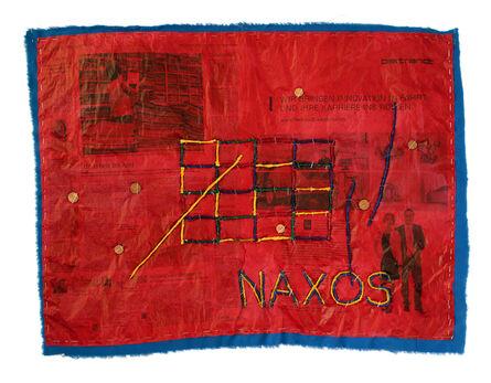 Yorgos Sapountzis, 'Naxos - Die Landschaften Griechenlands', 2014
