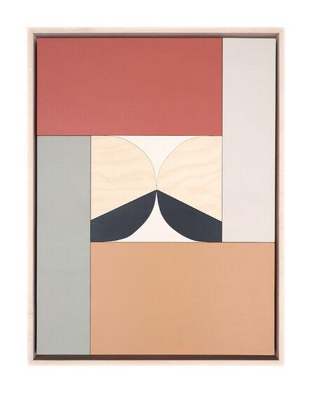 Scott Albrecht, 'A Tilted Hourglass', 2020