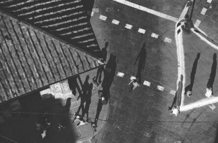 Dan Er. Grigorescu, 'Urban Bow : view of Florence', 1969