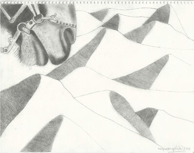 Miguel Angel Ríos, 'Untitled, from the Mulas Storyboard', 2014