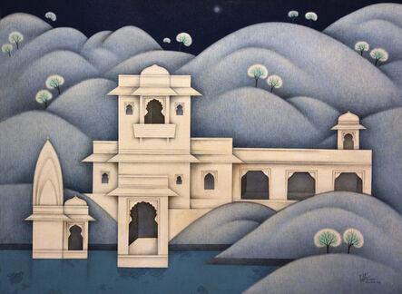 Lalit Sharma, 'My city', 2010