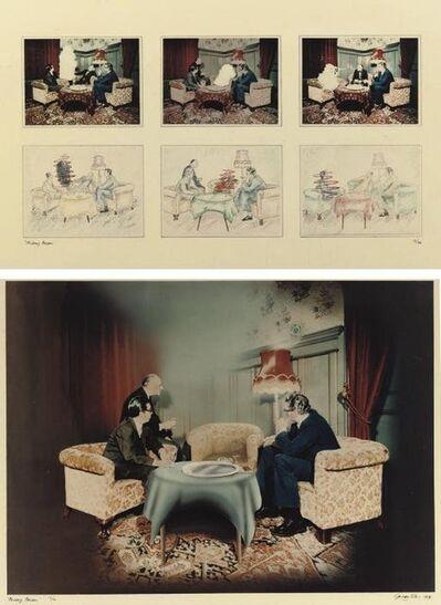 Ger van Elk, 'Missing Person', 1976