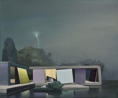 Ulf Puder, 'Das Gewitter', 2020