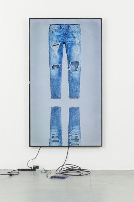 Cory Arcangel, 'Jeans/Lakes', 2016