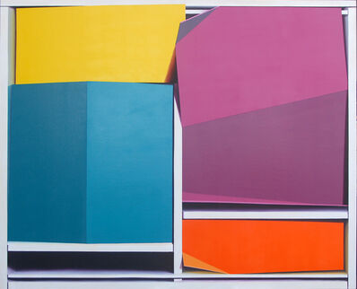 Luca Moscariello, 'Puzzle n.28 ', 2021