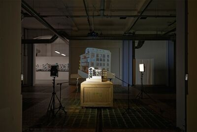 Pierre Giner, 'Reveal, Points de vue sur la maquette', 2014