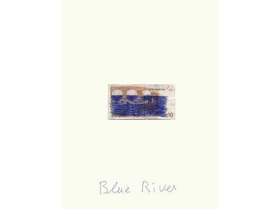 Claude Closky, 'Blue River', 2007