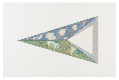 Ger van Elk, 'Study for Dutch Corners', 1986