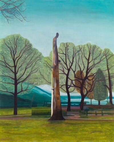 Hans Vandekerckhove, 'Peter's Park 1', 2021