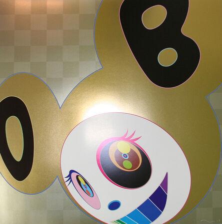 Takashi Murakami, 'And Then - Gold Mr DOB', 2007