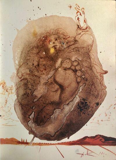 Salvador Dalí, 'Let Us Make Man in Our Image and After Our Likeness, 'Faciamus Hominem ad Imaginem et Similitudinem Nostram', Biblia Sacra', 1967
