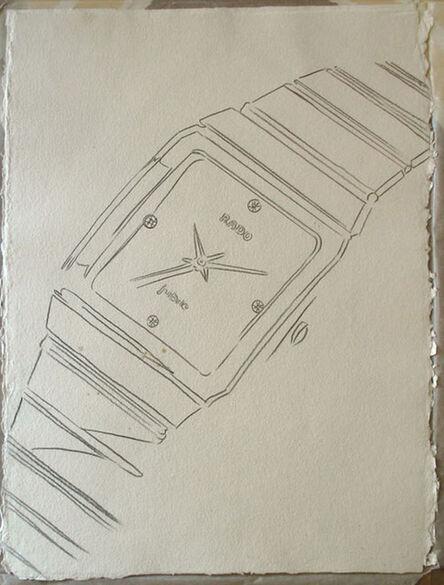 Andy Warhol, 'Rado Watch I', ca. 1986