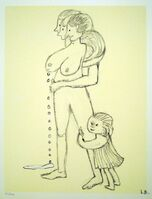 Louise Bourgeois, 'The Bad Mother', 1997