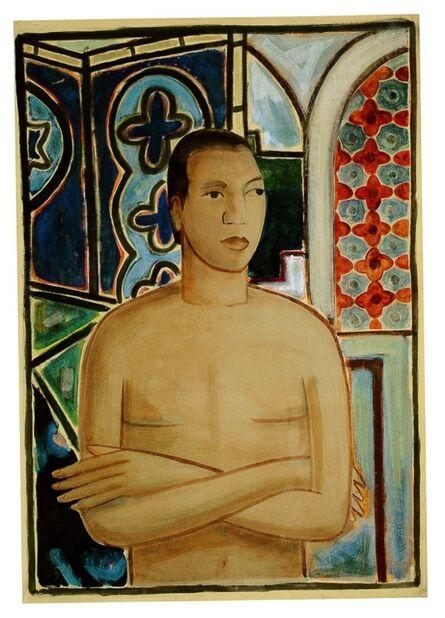 Wifredo Lam, 'Self-Portrait, II ', 1938