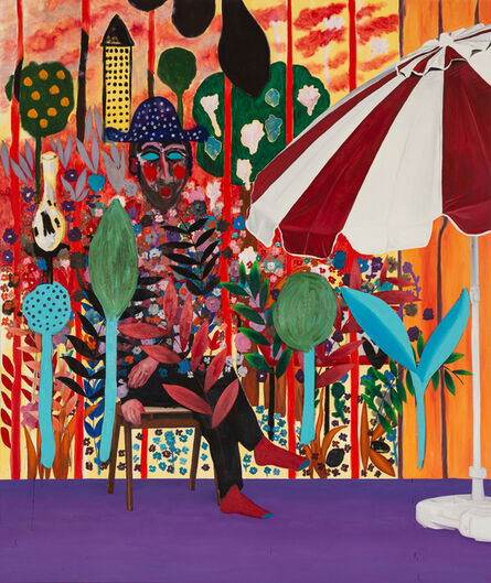 Jannis Varelas, 'The Balcony', 2020