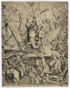 Pierre Brebiette, 'The Martyrdom of St. Catherine', ca. 1625