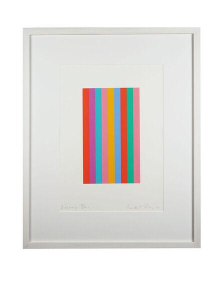 Bridget Riley, 'Sideways', 2010