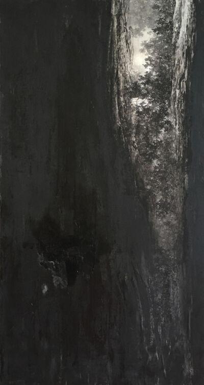 Koon Wai Bong, 'In Blackness 墨團團 ', 2017