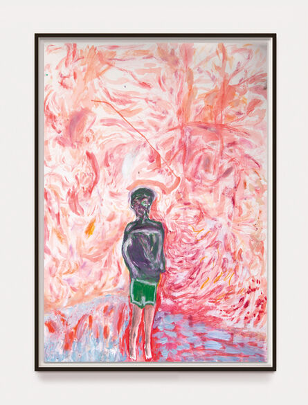 Andrew Litten, 'Being Nowhere', 2020