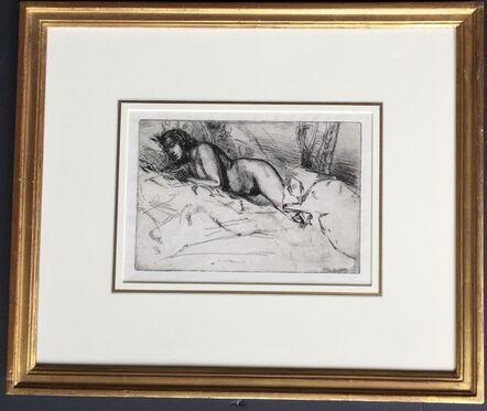 James Abbott McNeill Whistler, 'Venus', 1905