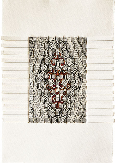 Renee Magnanti, 'Woven Untitled with Copper', 2013