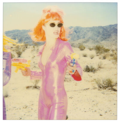 Stefanie Schneider, 'Radha Shooting I (Long Way Home)', 1999