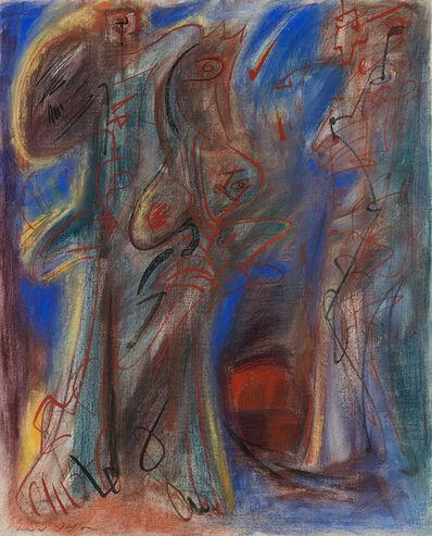 André Masson, 'La rivière souterraine', 1964