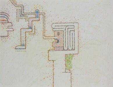 Ray Yoshida, 'Untited', ca. 1980