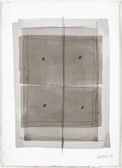 Giuseppe Uncini, 'Untitled', 1966