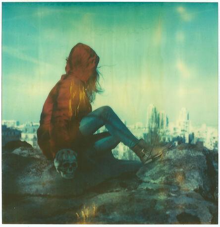 Marion Lanciaux, 'Every Ending is a new Beginning - Contemporary, Conceptual, Women, Polaroid, 21st Century, Potrait', 2012