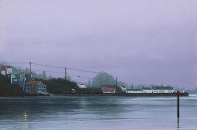 """William Glen Crooks, '""""Puget Sound""""', 2018"""