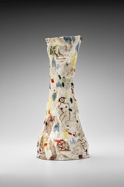 Stephen Benwell, 'Vase (tall, funnel-shaped)', 2015