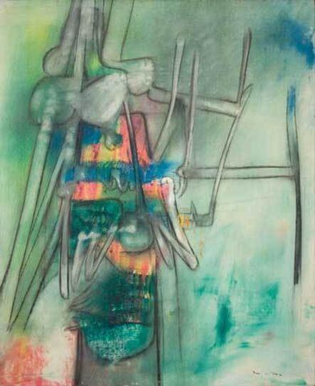 Roberto Matta, 'Composition', 1956