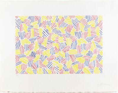 Jasper Johns, 'Untitled I, 1976', 1976