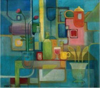 Handrio, 'Still Life', 1970