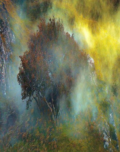 Albert Watson, 'Fairy Glen in Mist, Isle of Skye, Scotland', 2013