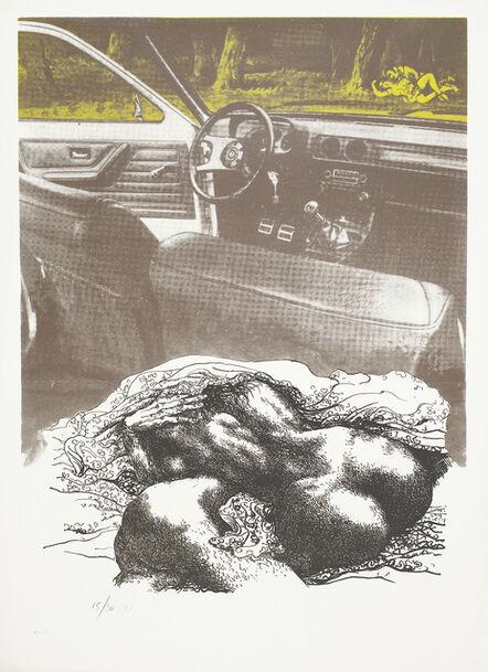 """Antonio Berni, 'Untitled (No. 5). De la serie """"La Obsesión de la Belleza"""" ', ca. 1976"""