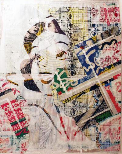 Chiraag Bhakta (*Pardon My Hindi), 'Untitled III (From the Washed Series)', 2014