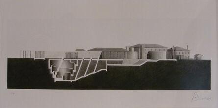 Tadao Ando, 'Fabrica (Benetton Reserch Center) I', 1998