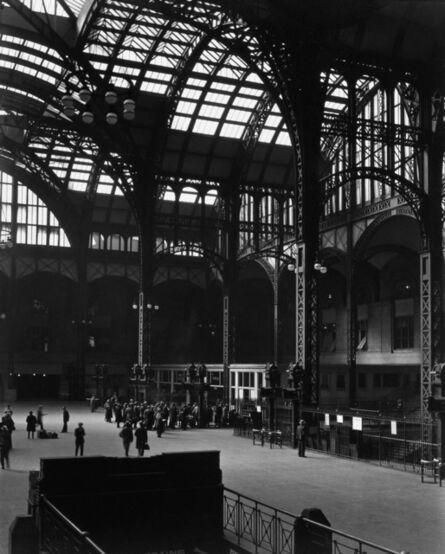 Berenice Abbott, 'Pennsylvania Station', 1936