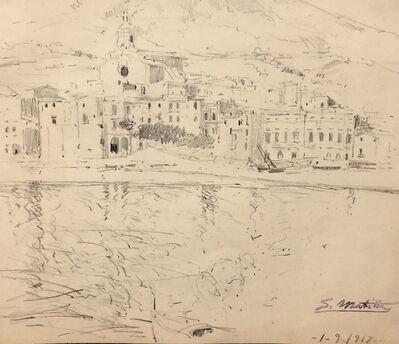 Segundo Matilla, 'Cadaqués', 1917