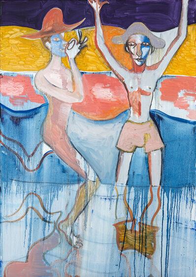 Brian Kokoska, 'Reservoir Bathers', 2020