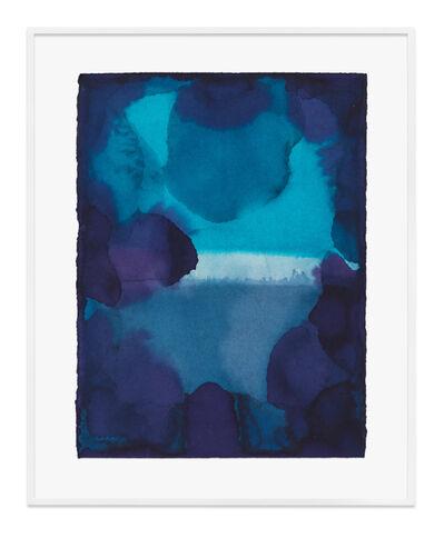 Jason Martin, 'Untitled (Cobalt blue turquoise)', 2020