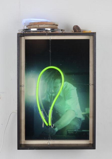 Joris Van de Moortel, 'Amplified vocals (the Ur Gerausch)', 2014