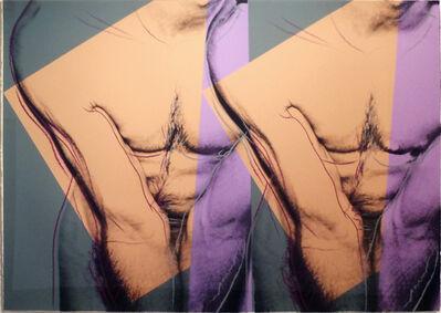 Andy Warhol, 'Torso (Double)', ca. 1982