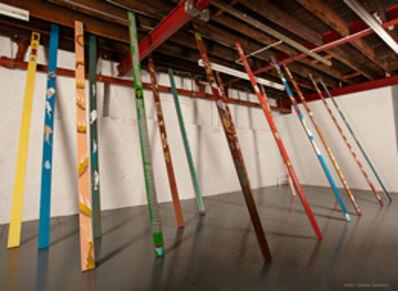 Lubaina Himid, 'Drowned Orchard   Secret Boatyard', 2014