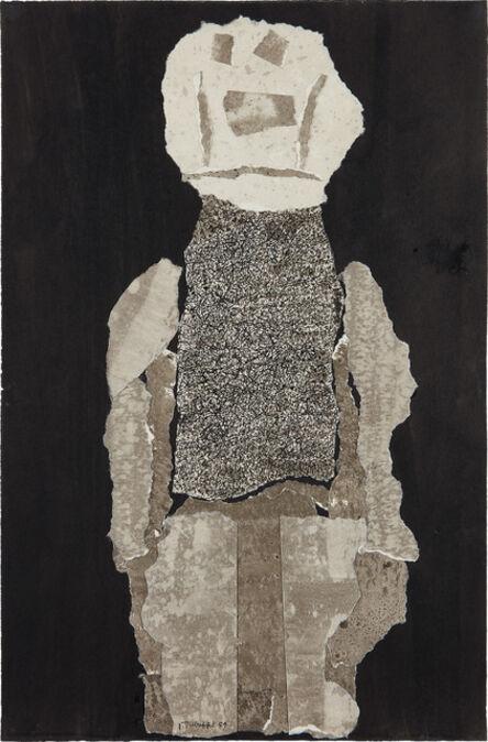 Jean Dubuffet, 'Barbe des bourreaux de Paris', 21671