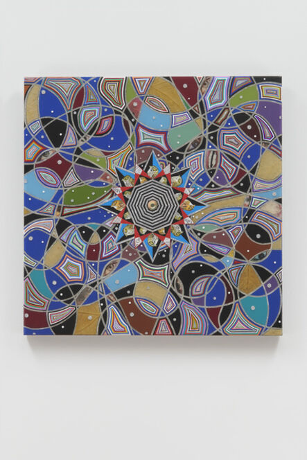 Fred Tomaselli, 'Untitled', 2019