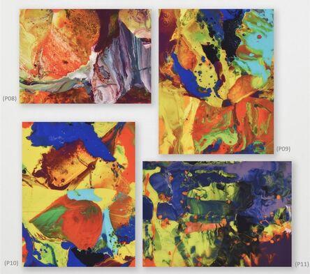 Gerhard Richter, 'P08-P11 (set of 4)', 2014